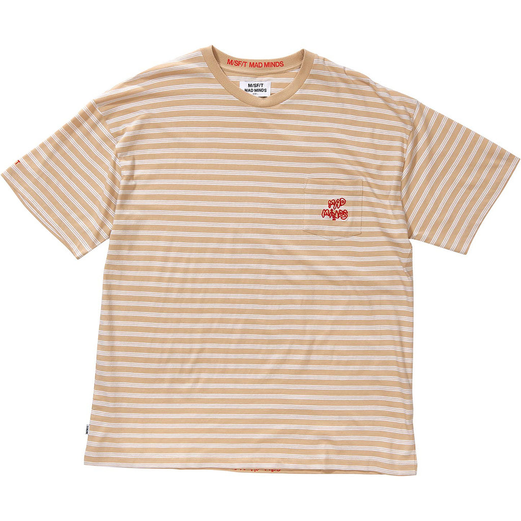 BORRIS AWARE SS POCKET TEE