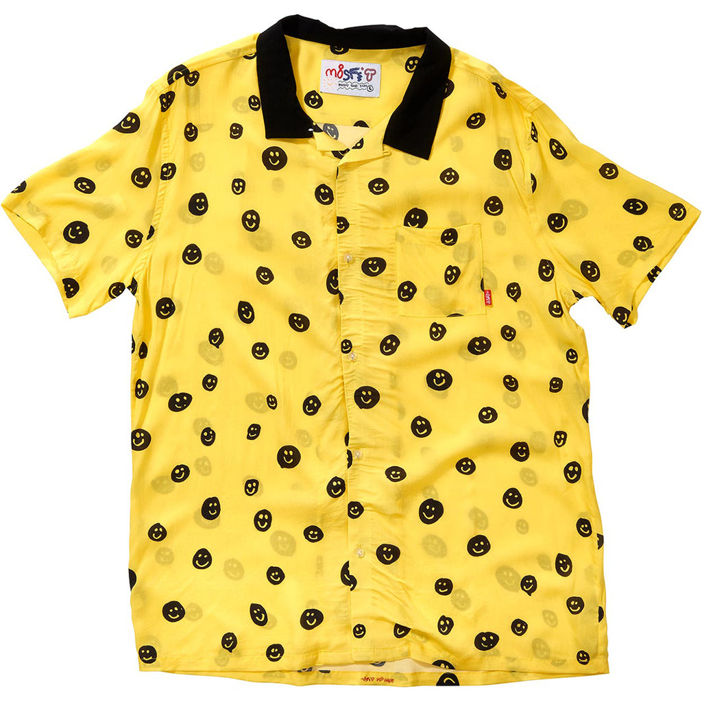 Mangos SS Shirt, Misfit Shapes