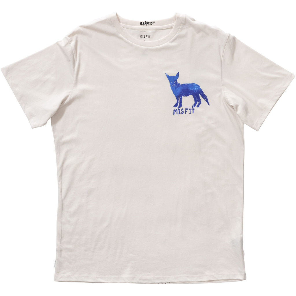 Bless The Zoo SS Tee, Misfit Shapes
