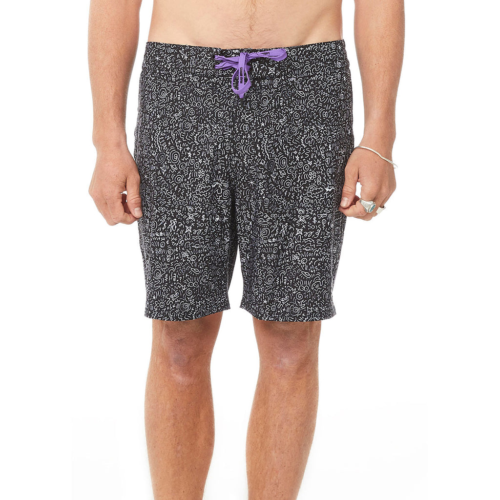 VIDEOTHEQUE BOARDSHORT, Misfit Shapes