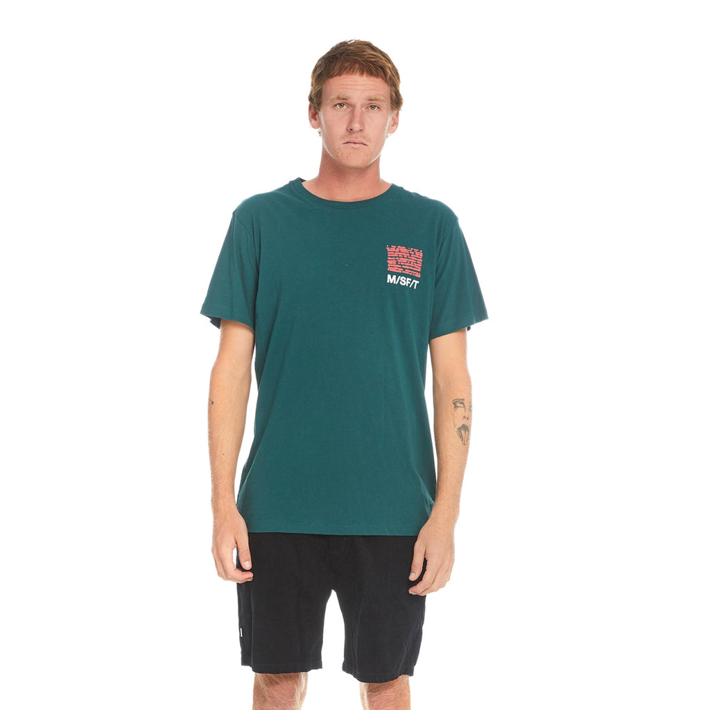 Short Waive SS Tee, Misfit Shapes