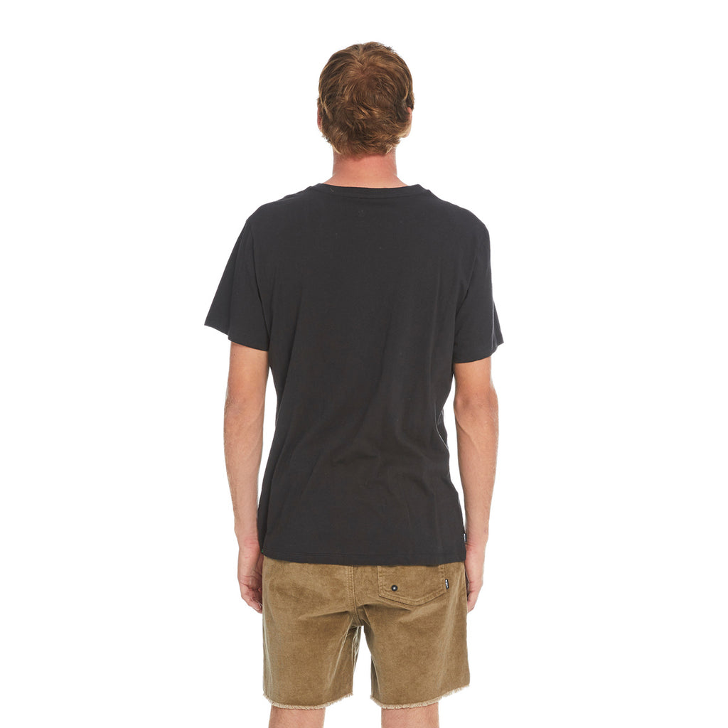 Transmit Glass SS Tee - Misfit Shapes