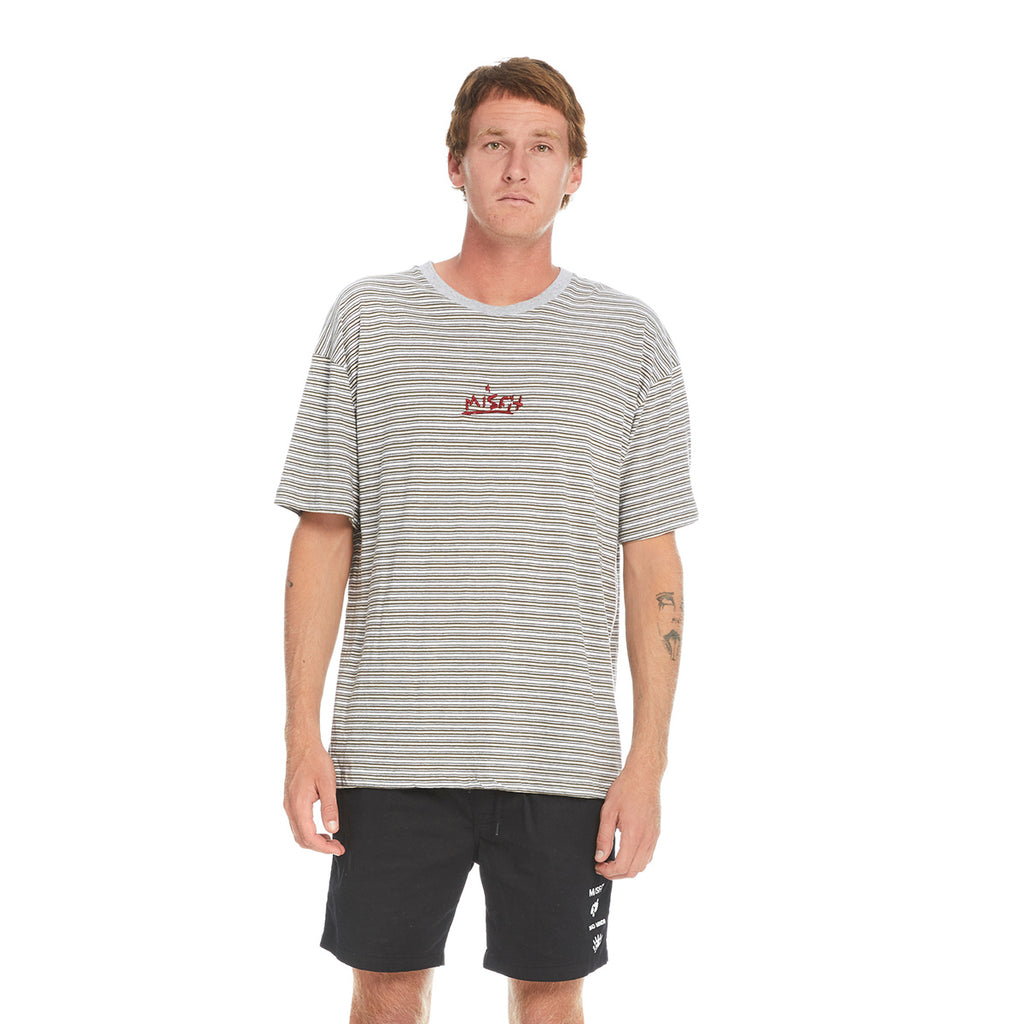 Tackett SS Tee, Misfit Shapes