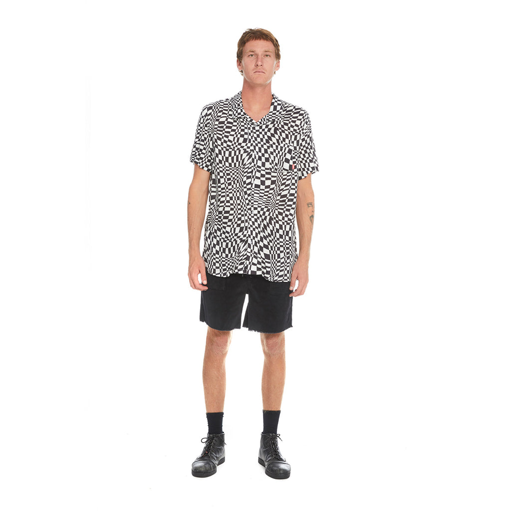 Poison the Party SS Shirt, Misfit Shapes
