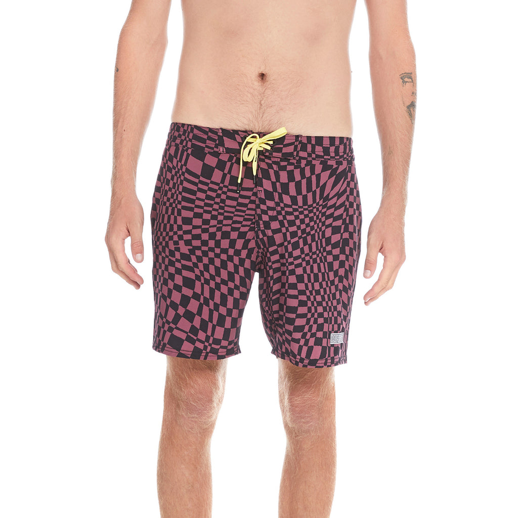 POISON THE PARTY BOARDSHORT