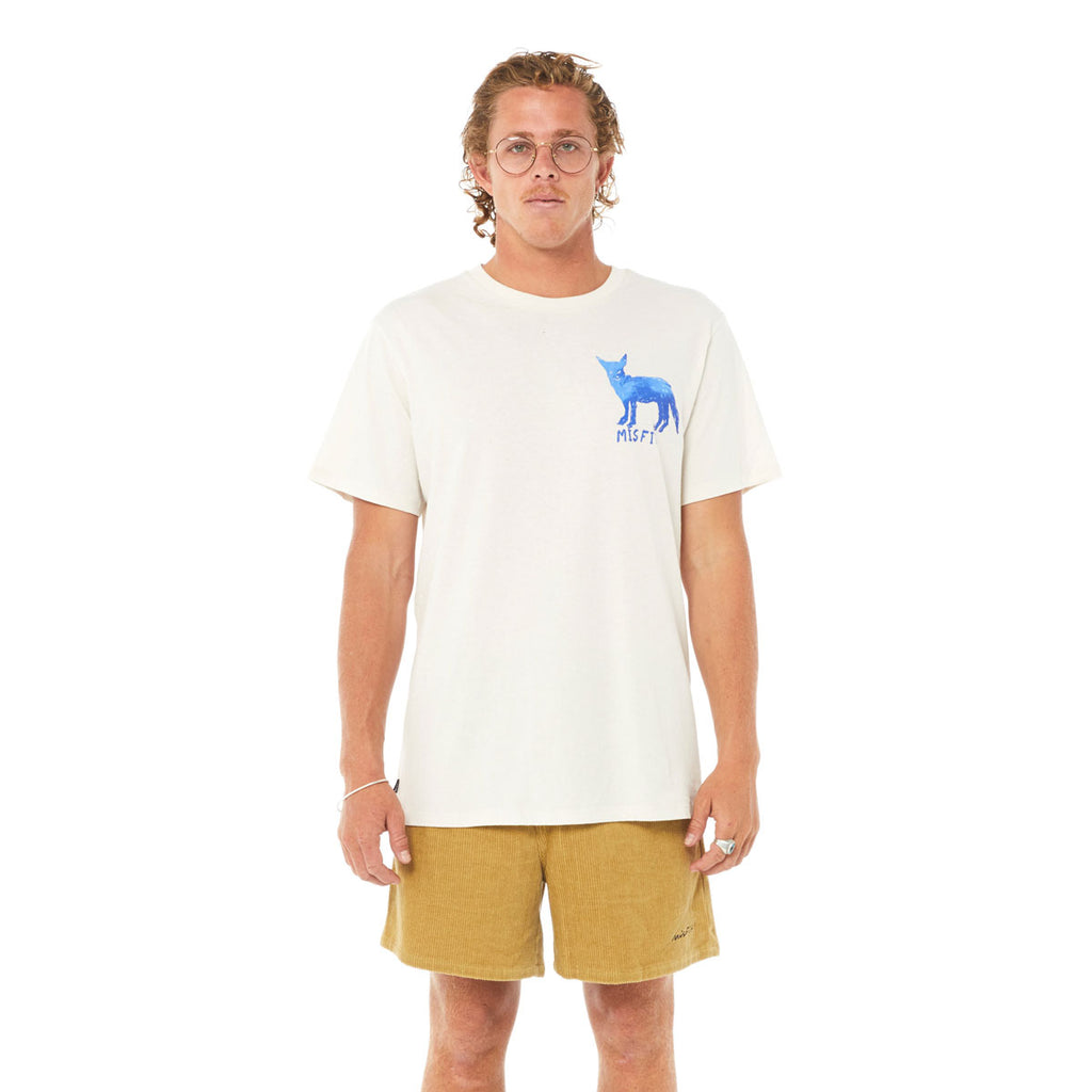 Bless The Zoo SS Tee - Misfit Shapes