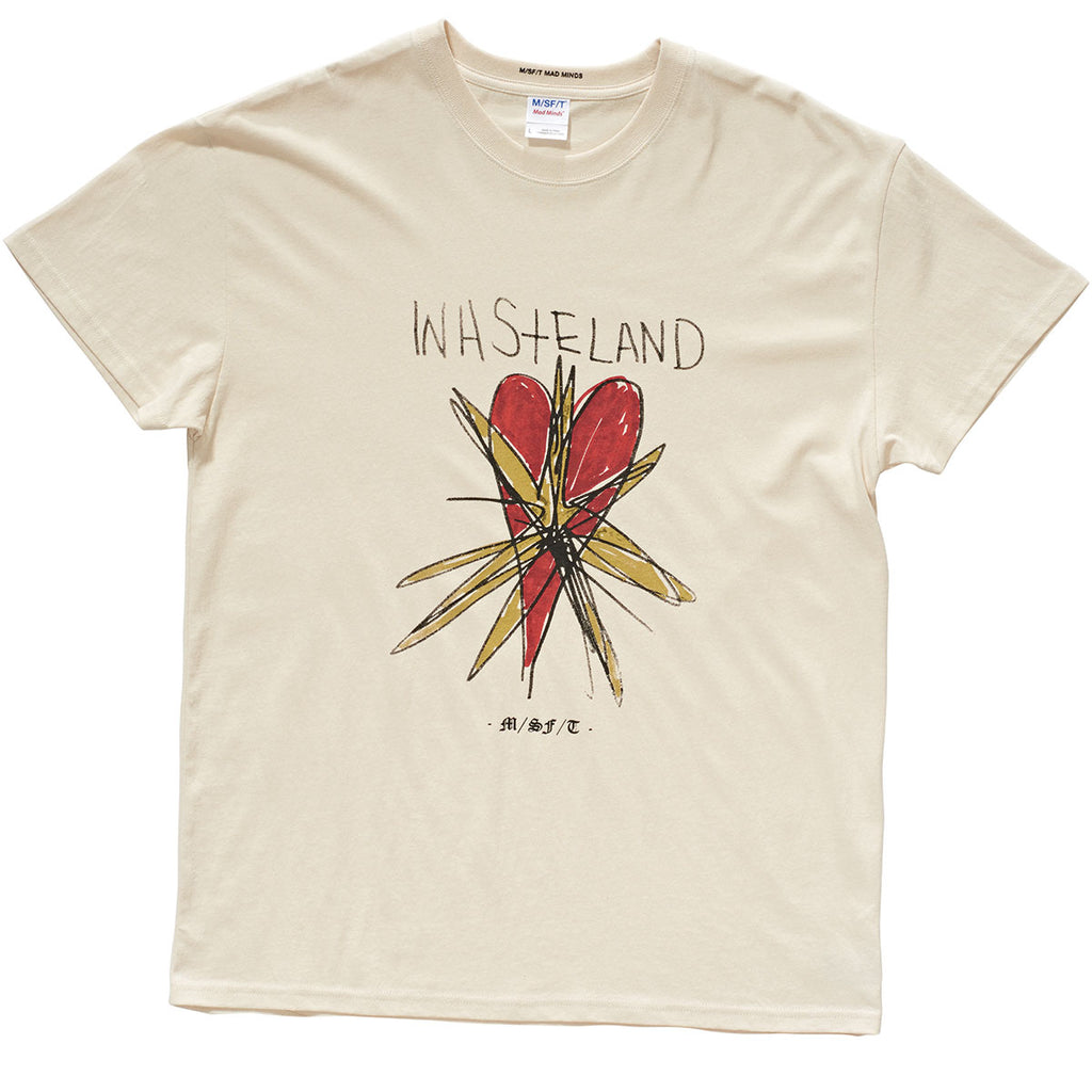 Wasteland Tee, Misfit Shapes