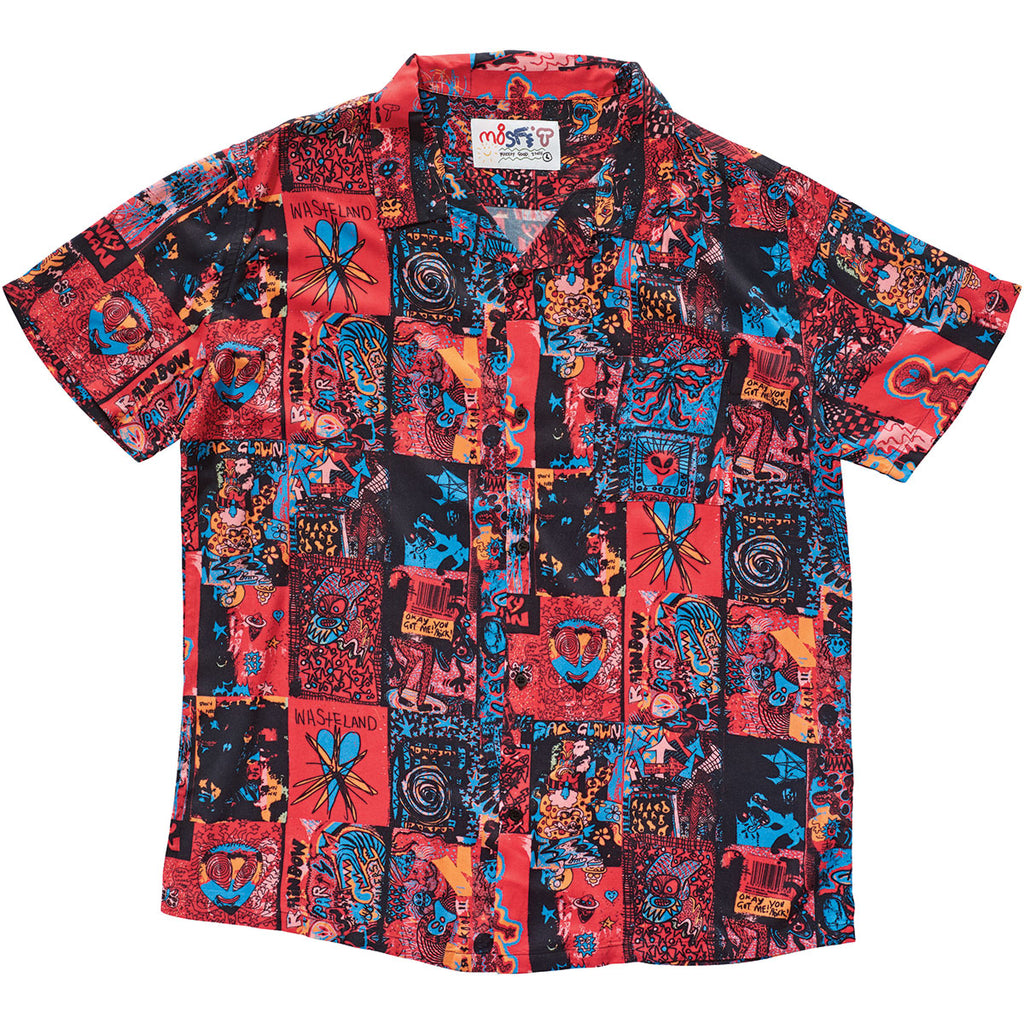 Lively Ones Shirt - Misfit Shapes