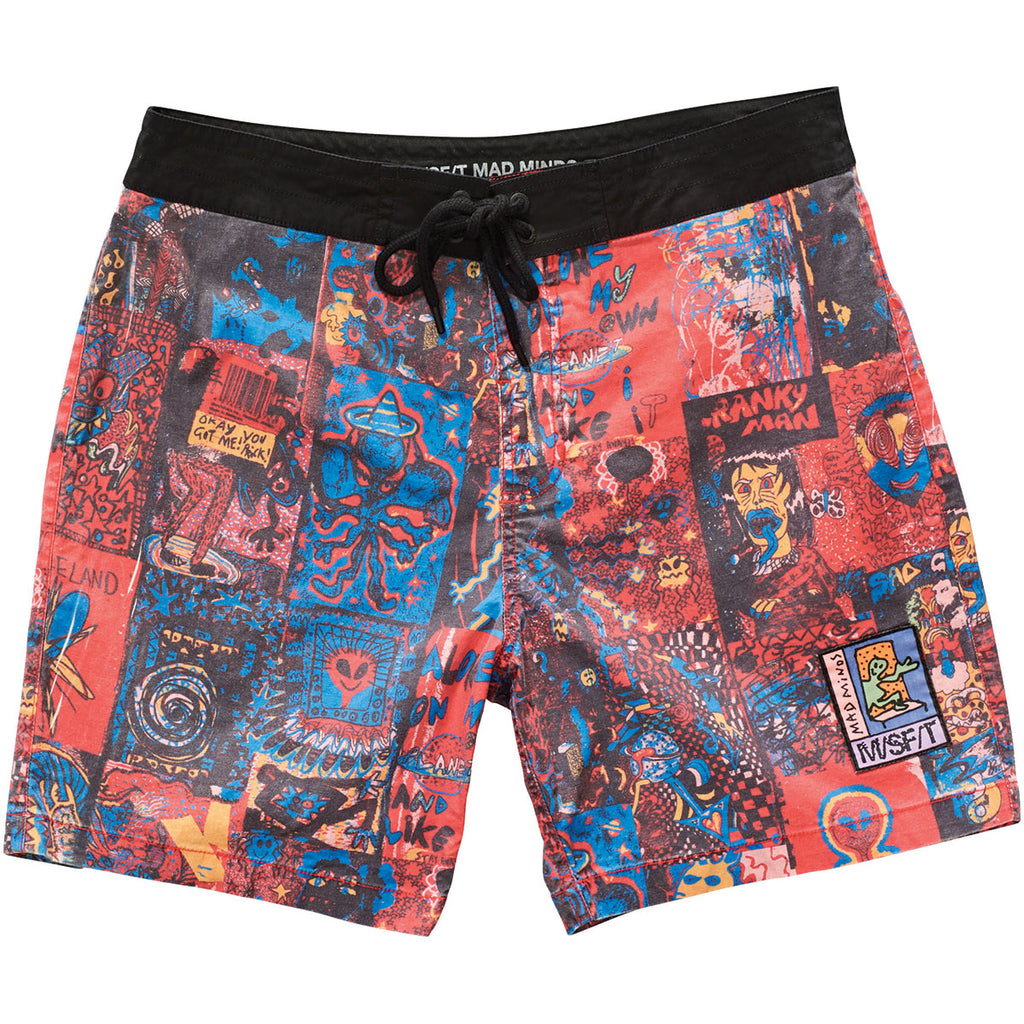 STABBED WATERS BOARDSHORT, Misfit Shapes