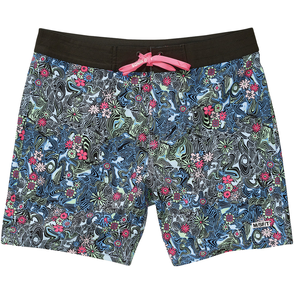 Carnadia Boardshort, Misfit Shapes
