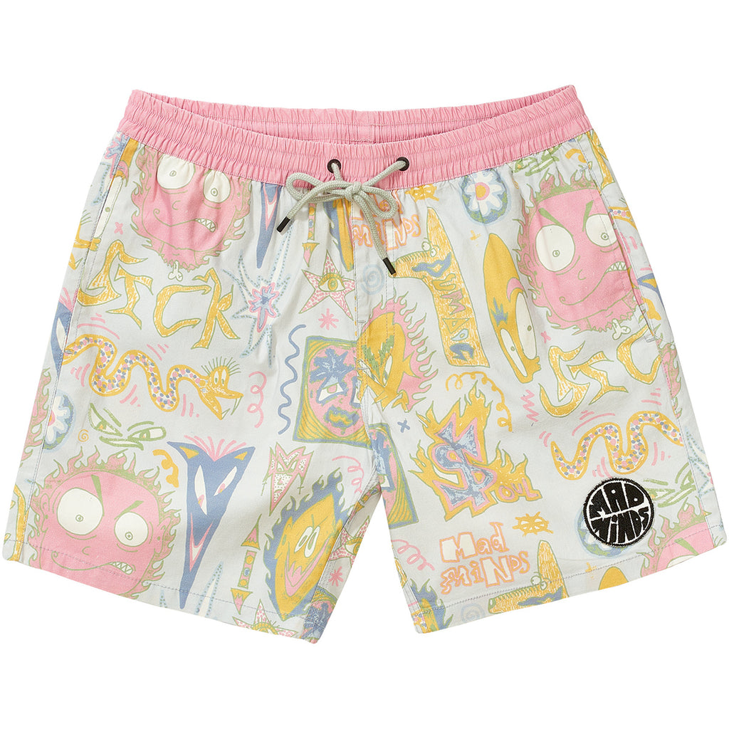Rum Diet Boardshort, Misfit Shapes