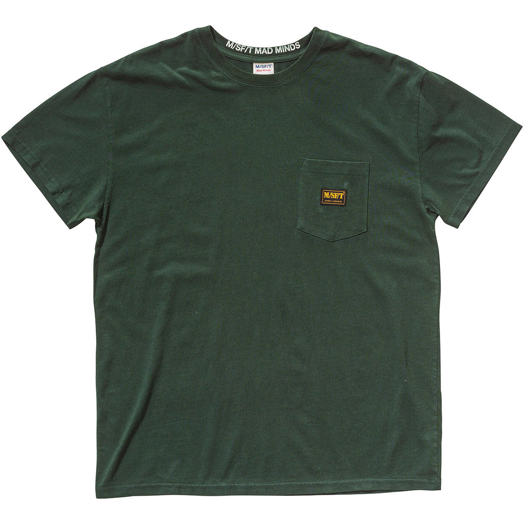 Folsom Pocket Tee, Misfit Shapes