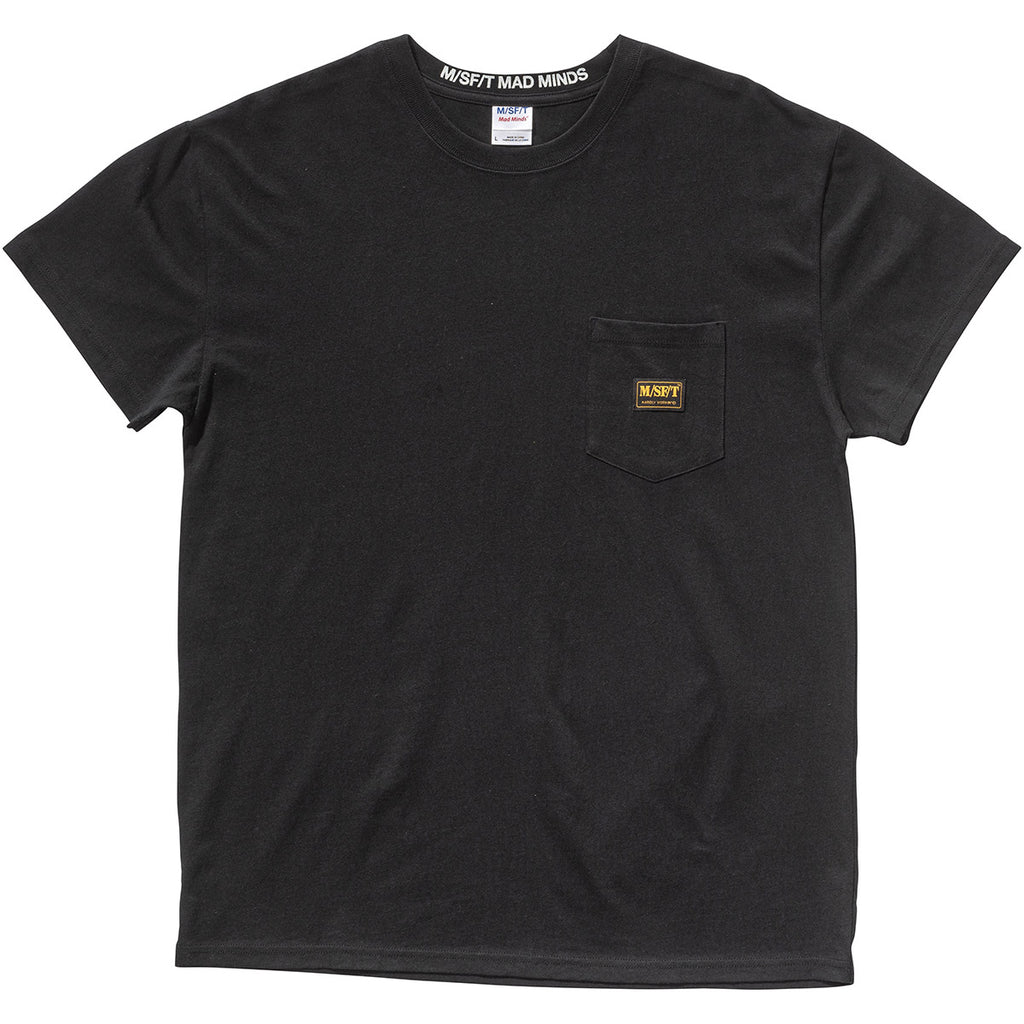 Folsom Pocket Tee - Misfit Shapes
