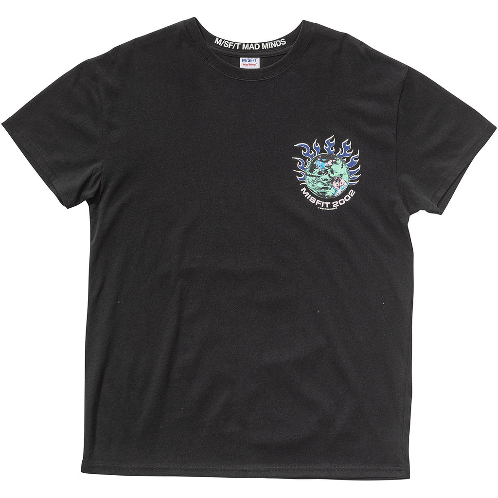 E Burnt Tee, Misfit Shapes