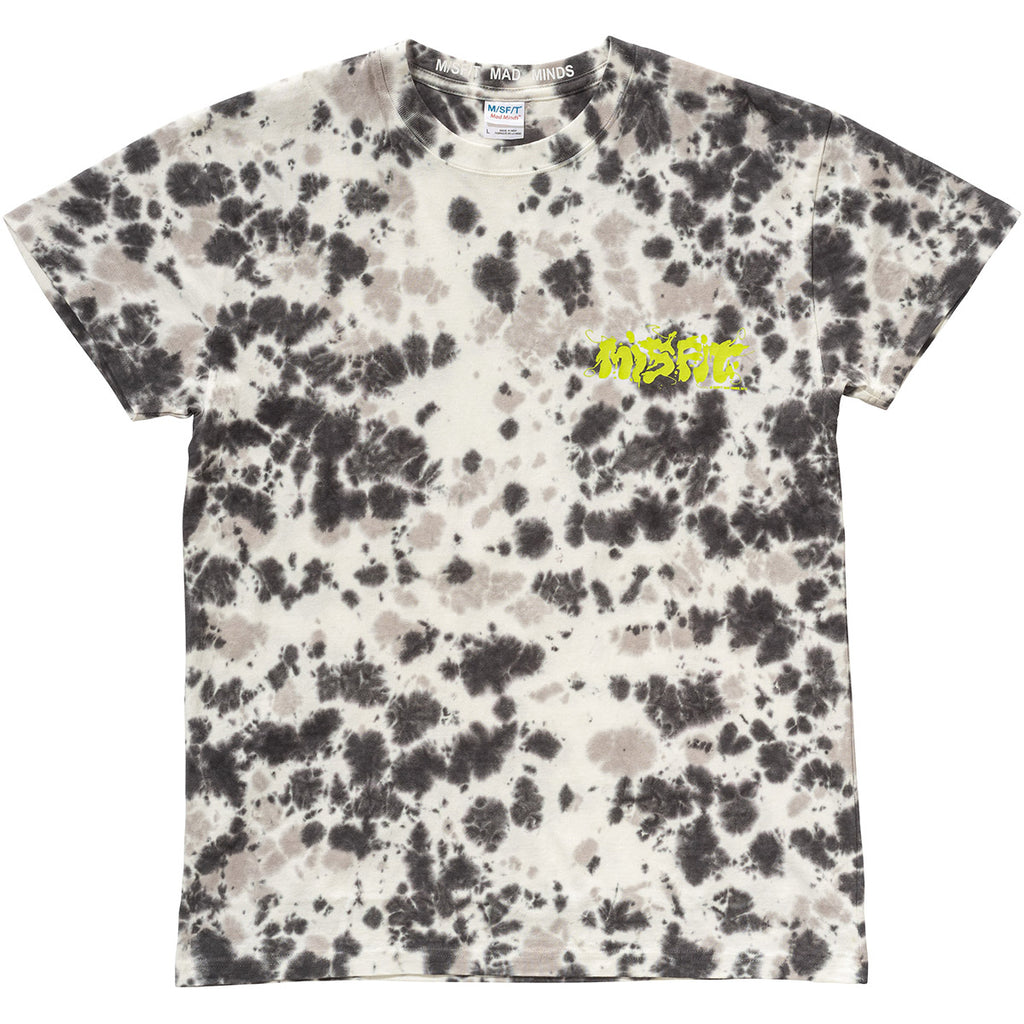 Bed Breakfast Tee, Misfit Shapes