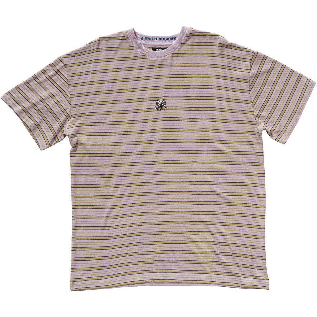 Beech Sparks Stripe Tee - Misfit Shapes