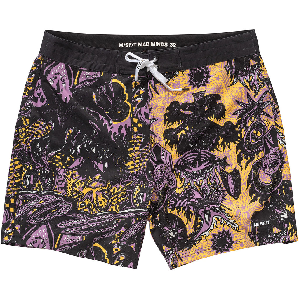 Merci Me Boardshort - Misfit Shapes