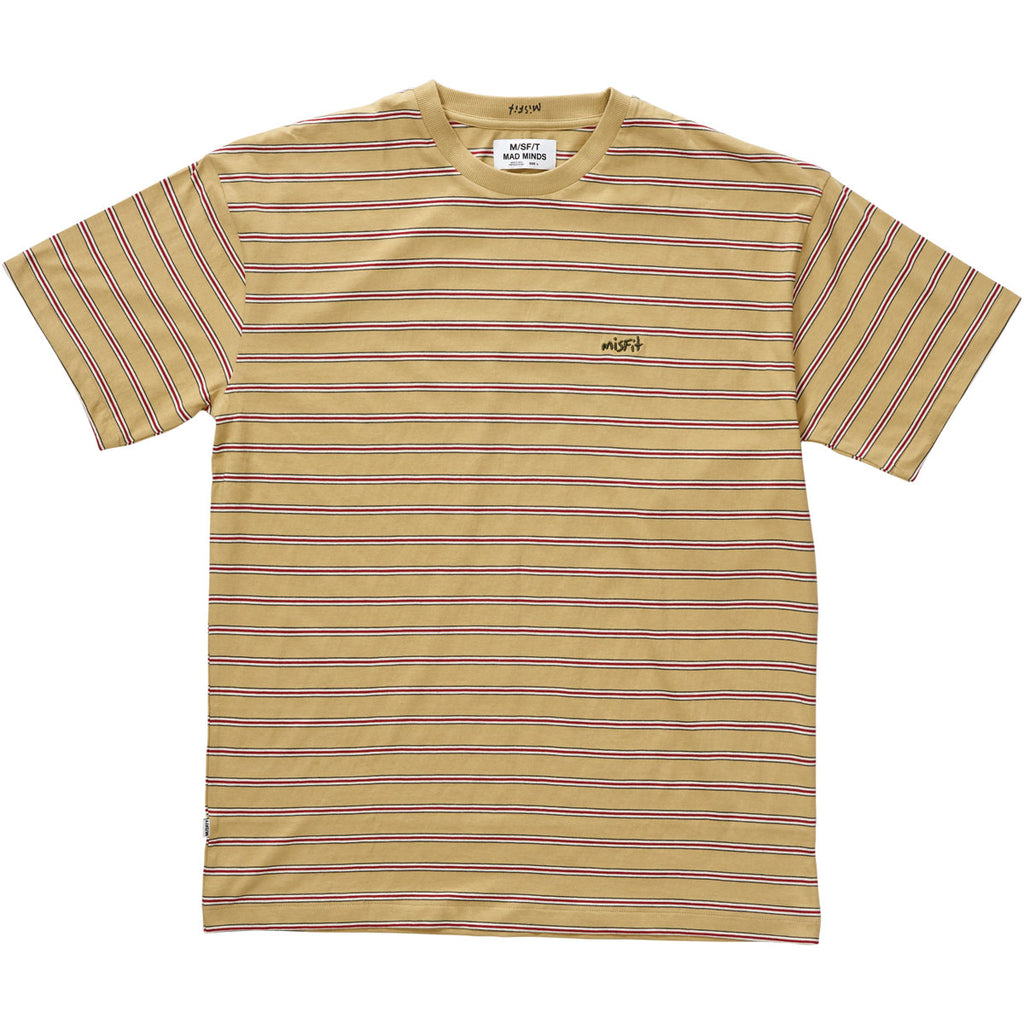 Coral Cut SS Tee - Misfit Shapes