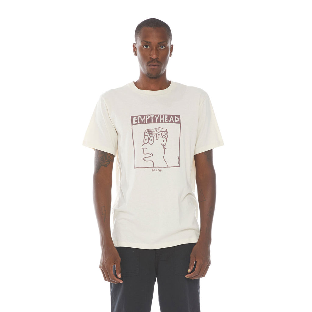 Emptiness SS Tee - Misfit Shapes