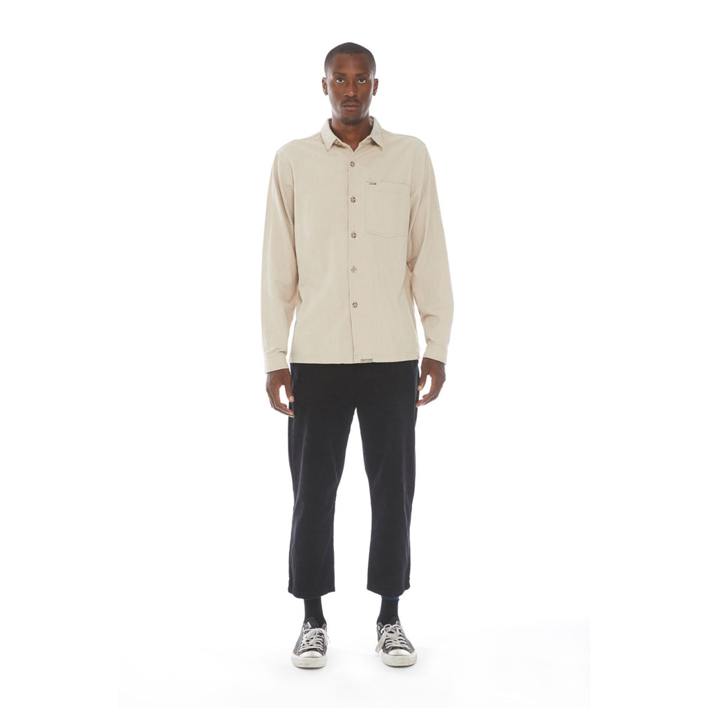 House Arrest LS Shirt - Misfit Shapes