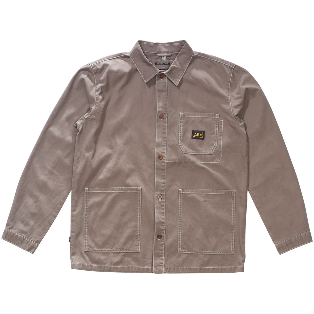 Authorities Overshirt, Misfit Shapes