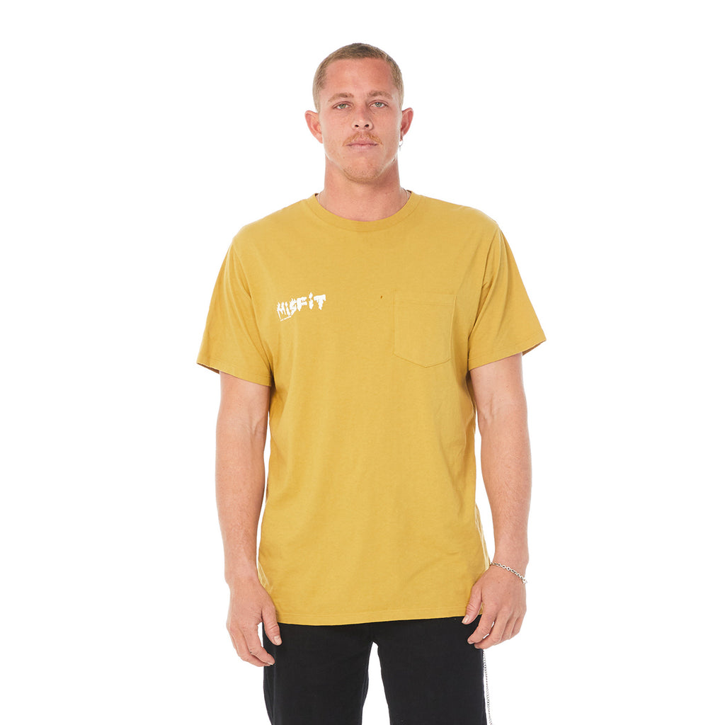Mind Plumbing Tee, Misfit Shapes