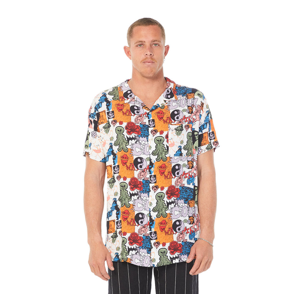 LIVELY ONES SHIRT, Misfit Shapes