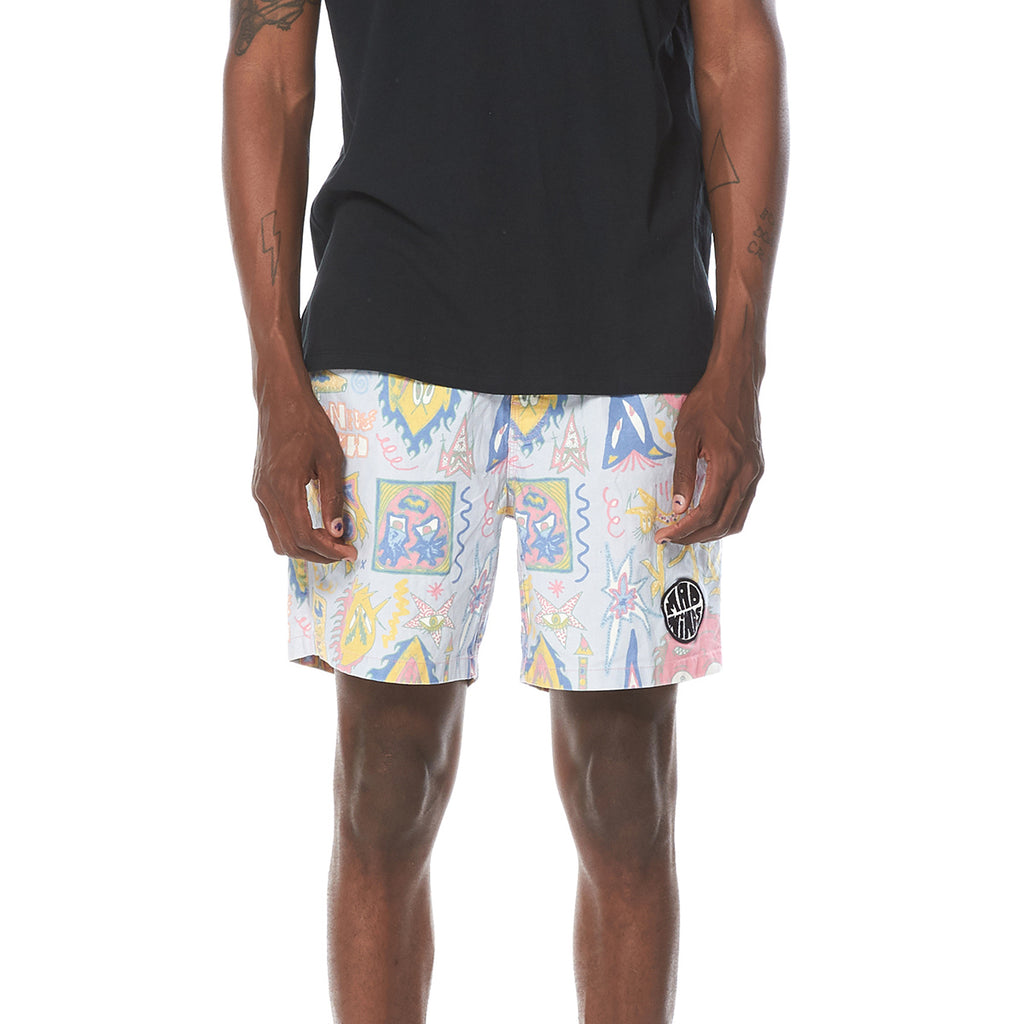 Rum Diet Boardshort - Misfit Shapes