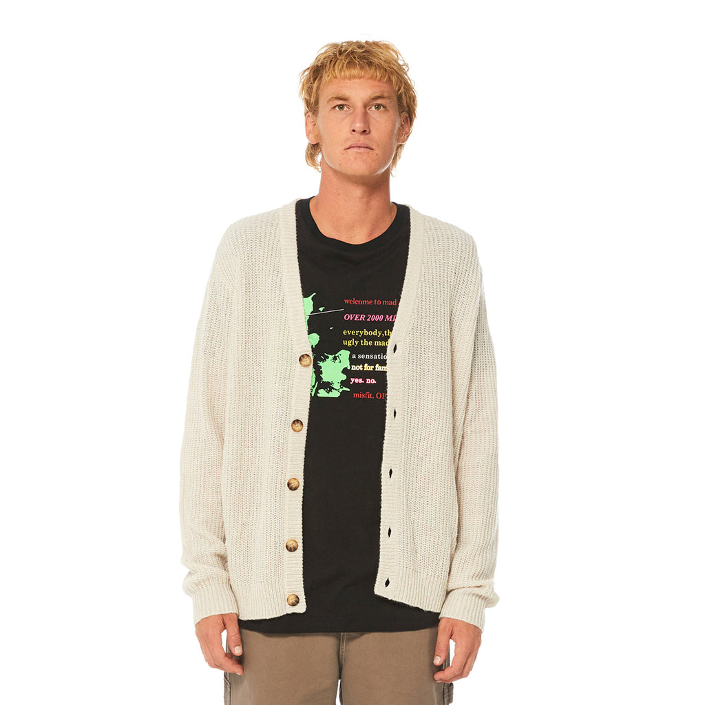 Butter Tort Cardigan - Misfit Shapes