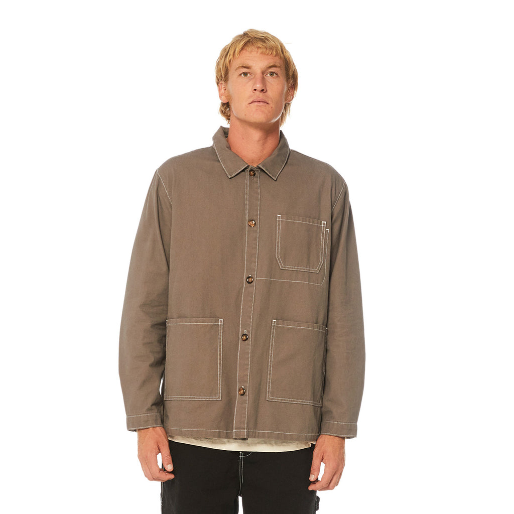 Authorities Overshirt - Misfit Shapes