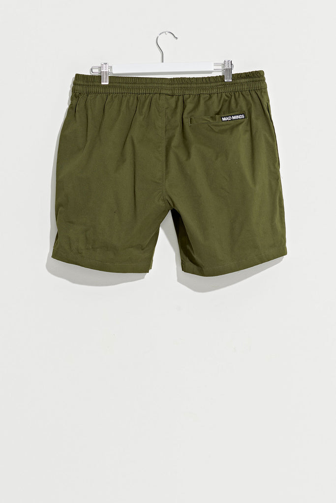 Solid Suspended Short