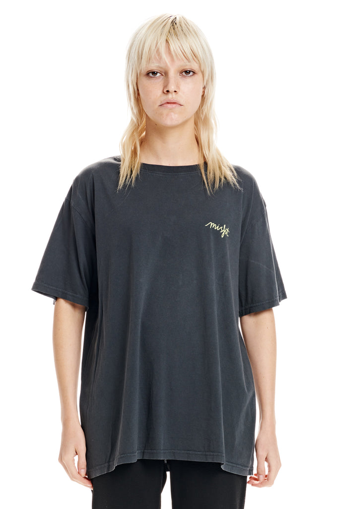 Cities With Girls OS Tee, Misfit Shapes