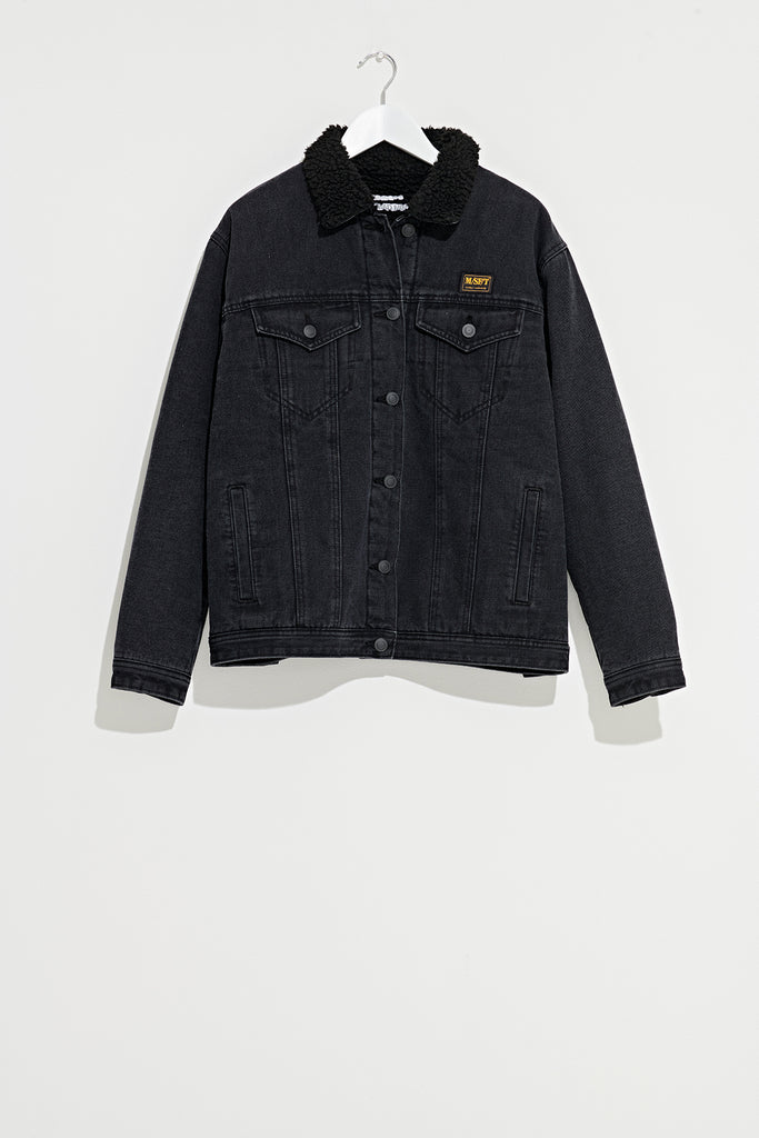 Rumsgate Sherpa Jacket - Misfit Shapes