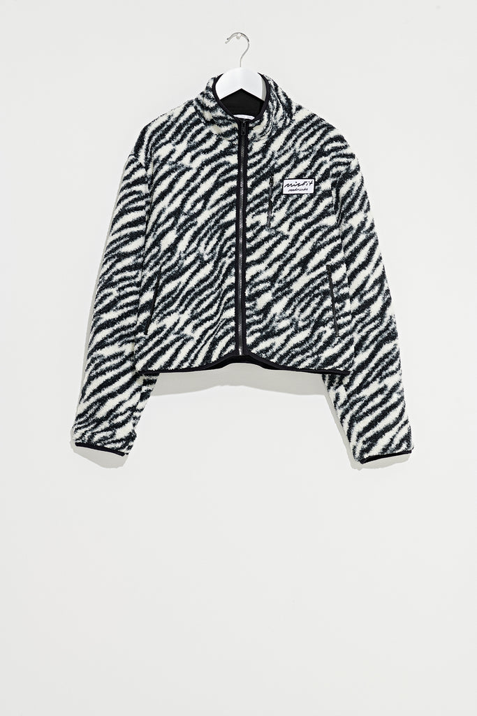 You Baby Sherpa Jacket, Misfit Shapes