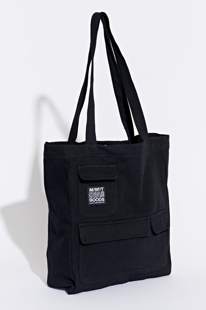 Hard Goods Pocket Tote