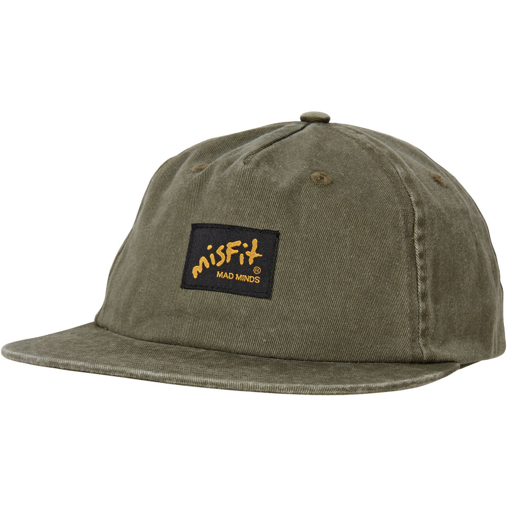 Normalize Cap, Misfit Shapes