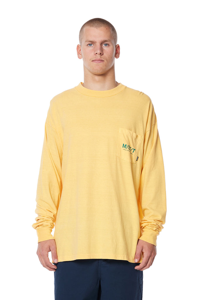 Good Eggs 50/50 LS Tee