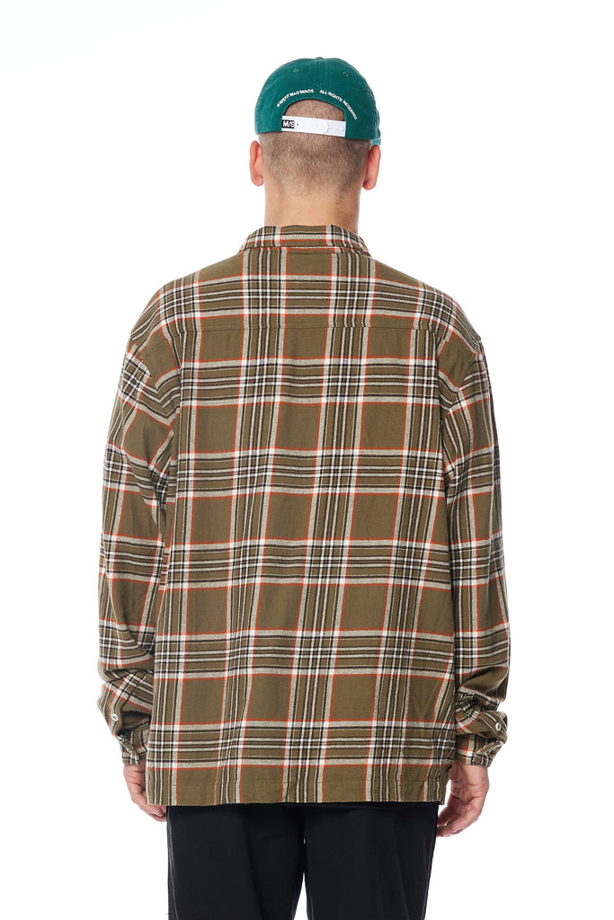Bravado Check LS Shirt
