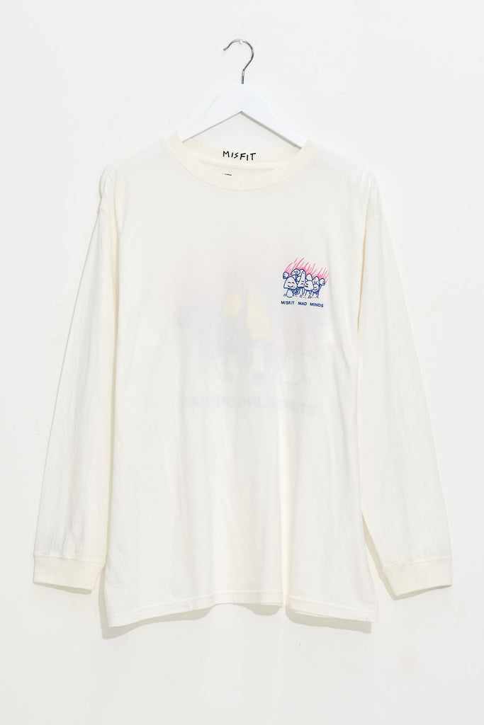 War Candles LS Tee