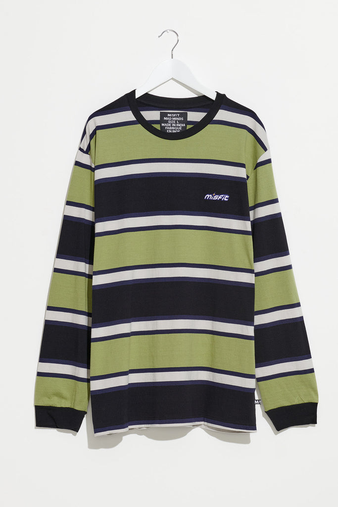 Dutch Me YD Stripe LS Tee