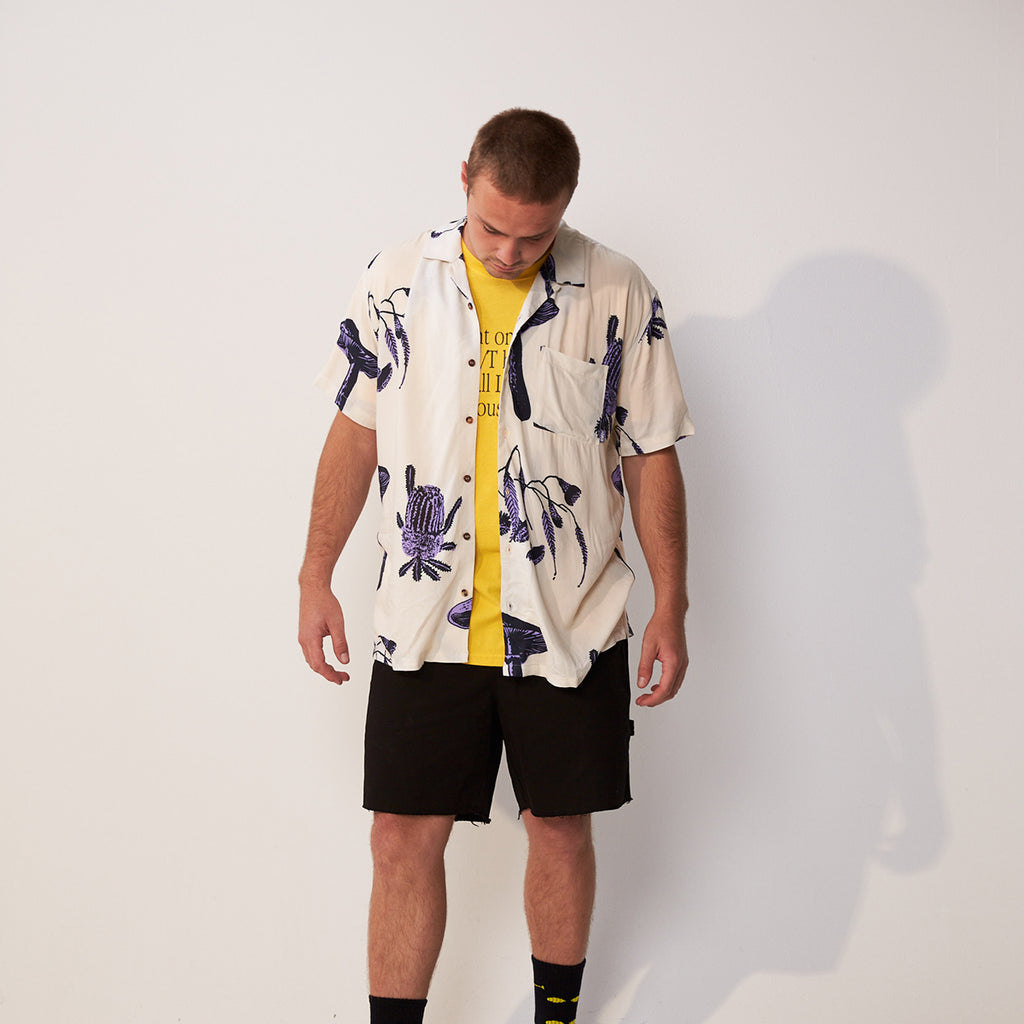 Bombay Drums Shirt - Misfit Shapes