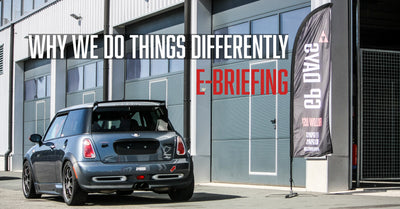 Why we do things differently: PART I The E-Briefing