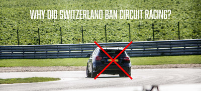 Why is motorsport banned in Switzerland?