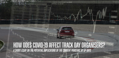 How does COVID-19 affect Track Day Organisers?