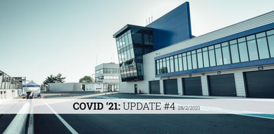 COVID '21: Update #4 (Dijon Cancelled)