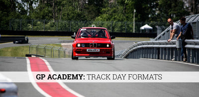 Track Day Formats Explained