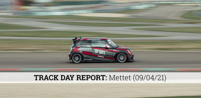 Trackday Report '21: #1 Circuit Mettet (9. April)
