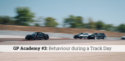 GP Academy #3: Behavior During A Track Day