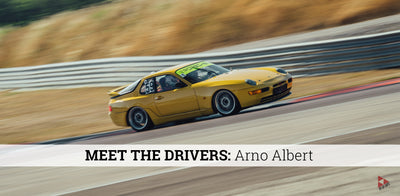 Meet the Drivers #1 - Arno Albert