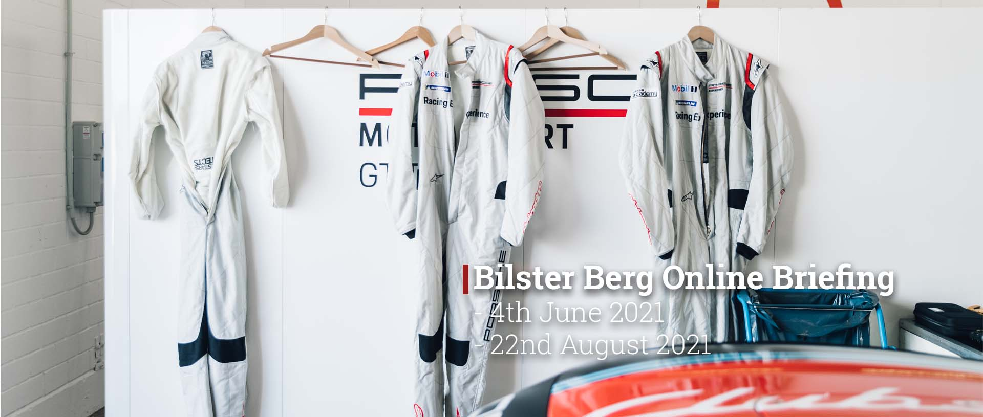 GP Days Bilster Berg Track Day Briefing